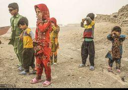 زندگی در شرایط سخت در روستاهای زابل