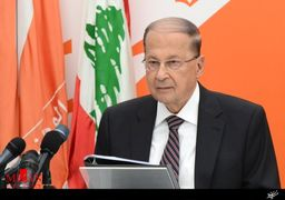 رئیسجمهور لبنان: درباره آزادی نزار زاکا با حسن روحانی گفتگو کردم