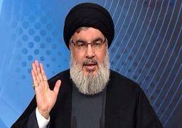 نصرالله: در برخی کشورهای عربی ، سفیر آمریکا حاکم اصلی است
