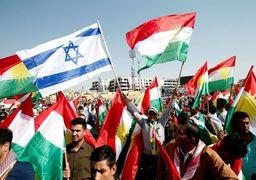 اهتزاز پرچم اسرائیل در میتینگ های همه پرسی استقلال کردستان عراق + عکس