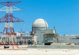 واکنش امارات به خبر اصابت موشک به نیروگاه هسته ای براکه