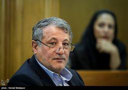 محسن هاشمی: منظورم از کنار رفتن غبار، فردی است که این روزها سرو صدا میکند