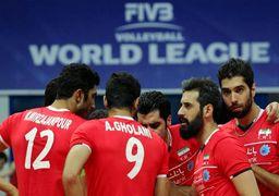 والیبال ایران اسیرحاشیه های ناخواسته