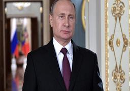 پیام تسلیت پوتین به رئیس جمهور و مردم ایران