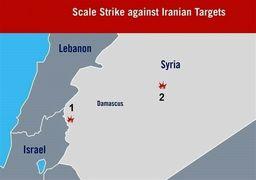 نقشه پاسخهای ایران به حمله صهیونیستها/پیغام مخفیانه اسرائیل به ایران