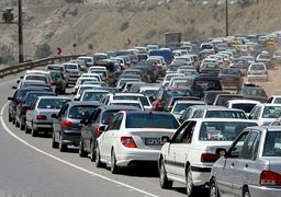 مقصر وقوع تصادف های عجیب جاده چالوس شناسایی شد