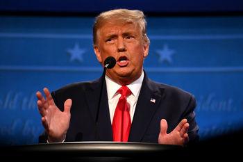 نظر  ۵۱ درصد آمریکاییها درباره ترامپ