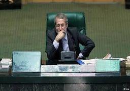 لاریجانی: عظمت سپاه در گرو وارد نشدن به جناحهای سیاسی درون نظام است