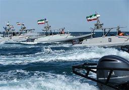 واکنش سپاه به کاهش رویارویی قایقهای تندرو ایران با ناوهای آمریکا در خلیج فارس